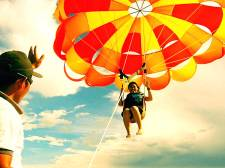 Single Parasail